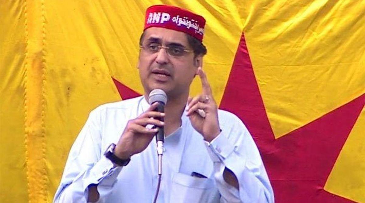 Peshawar poll rally, Taliban attack, Pakistan elections, ANP candidate, Haroom Bilour