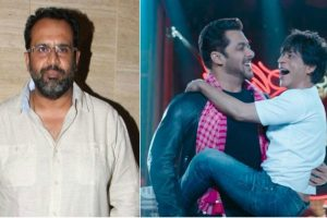 Salman, Shah Rukh never made me realize that I am working with superstars: Aanand L Rai
