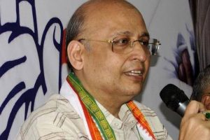 Jaitley misleading people on snooping order: Abhishek Manu Singhvi