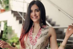 Adah Sharma's cheeky take on nepotism