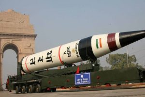 Nuclear capable Agni-V to be inducted into armed forces