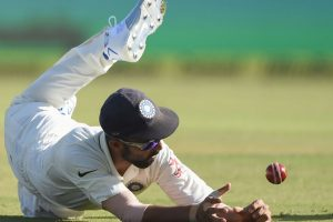 England Lions in driver's seat against India A
