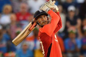 Hales powers England to five-wicket win; series level at 1-1
