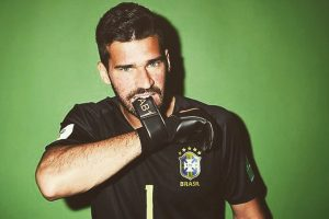 Alisson Becker's mentor dissuaded parents from terminating his career