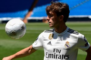 Surreal feeling to sign for Real Madrid: Alvaro Odriozola