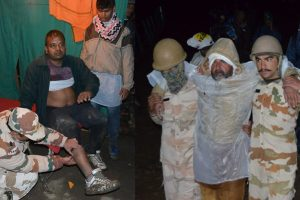 Landslide on Amarnath Yatra route kills 5 pilgrims; 4 injured