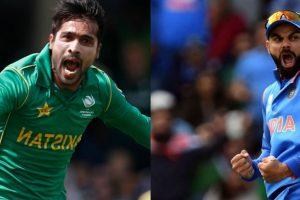 Pakistan's Mohammad Amir picks the toughest batsman to bowl and it's not Virat Kohli