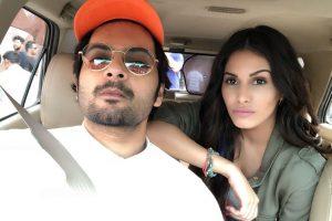 Ali Fazal turns Hindi tutor for Amyra Dastur