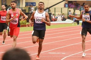 Prague | Sprinter Muhammed Anas wins 400m gold, sets new national record