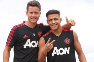 Watch: Manchester United players report for pre-season training