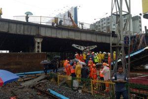 Rahul Gandhi, NCP take BJP to task over Andheri bridge collapse