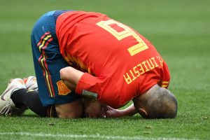 2018 FIFA World Cup | Spain confirm icon Andres Iniesta to retire after Russia defeat