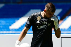 Andriy Lunin ecstatic to sign for European champions Real Madrid