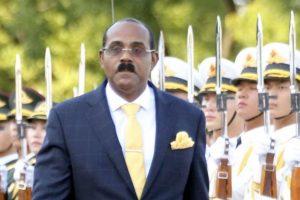 India yet to write to us on Mehul Choksi: Antiguan PM