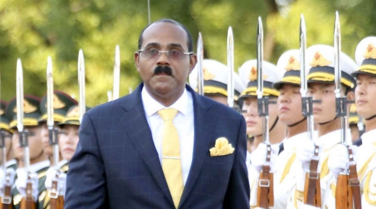 Antigua and Barbuda Prime Minister