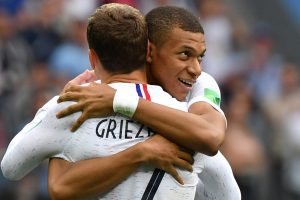 2018 FIFA World Cup | France vs Uruguay: Les Blues cruise into semis