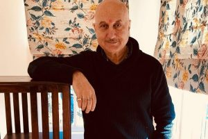 Honoured to speak at World Hindu Congress: Anupam Kher