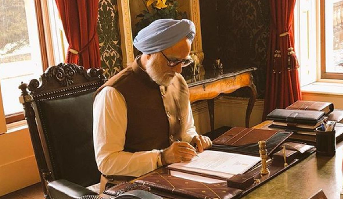 Anupam Kher, The Accidental Prime Minister