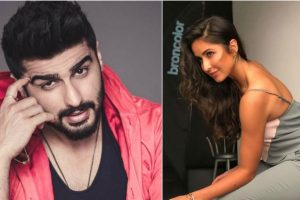 Arjun Kapoor's early hilarious birthday present to Katrina Kaif