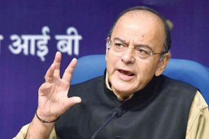 Congress is a national saboteur: Arun Jaitley on IL&FS row
