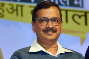 Delhi CM Arvind Kejriwal questions EC on EVMs used in DUSU polls