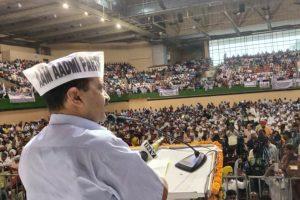 Arvind Kejriwal intensifies demand for full statehood for Delhi