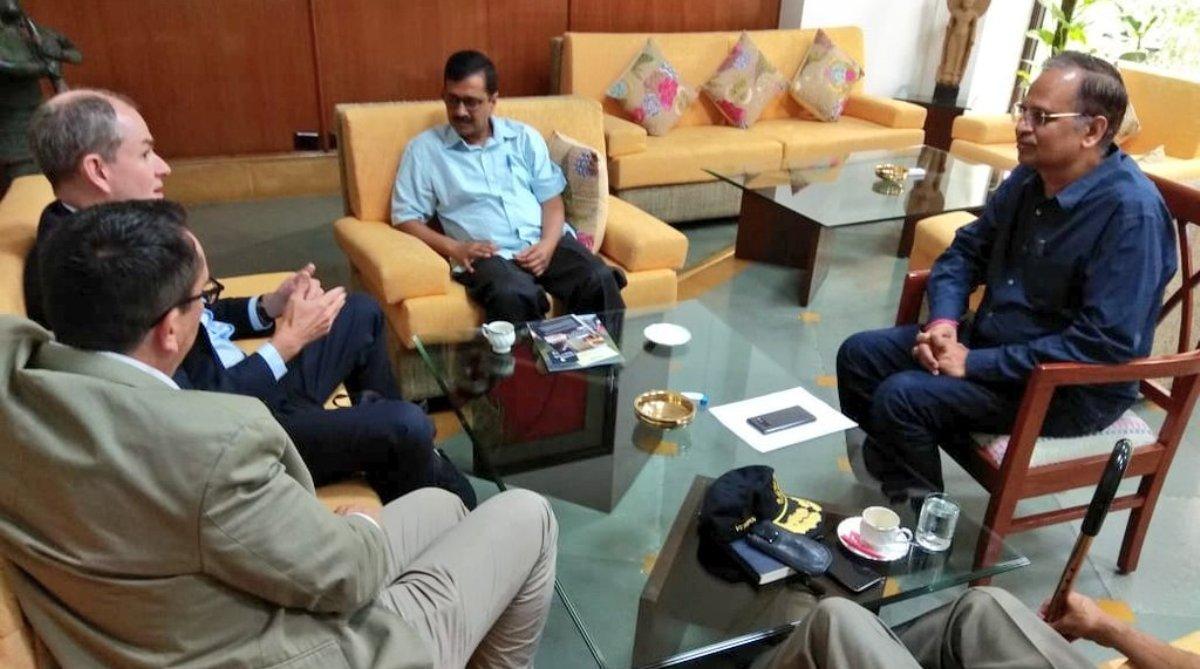 Arvind Kejriwal AAP