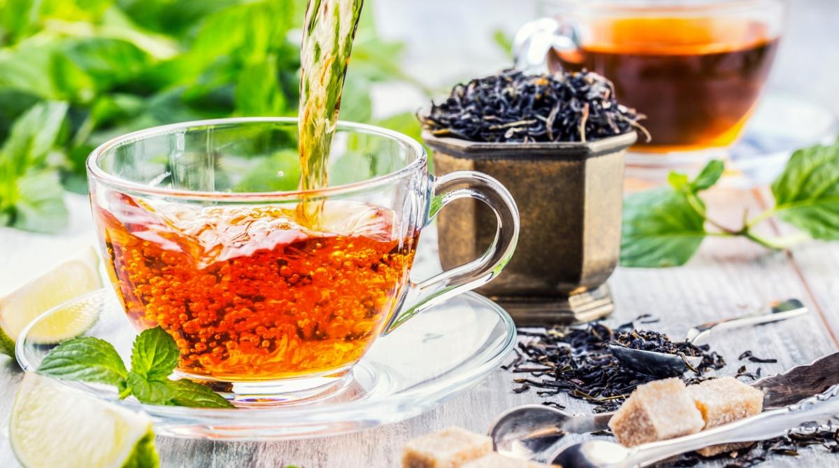 Assam Tea record price