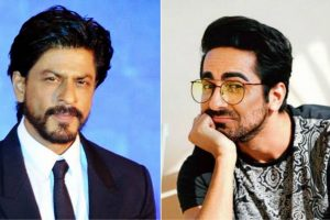 From SRK to Ayushmann Khurrana: Actors who made it big after making the switch from TV to Bollywood