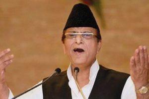 UP: Charge sheet filed against senior Samajwadi Party leader Azam Khan