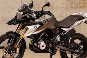 BMW G 310 GS spotted at a dealership ahead of launch