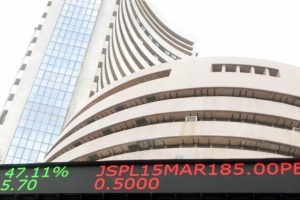 Equity indices end in green, Nifty closes over 11,000 mark