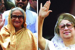 Poll tempers rise in Bangladesh