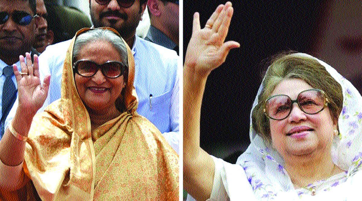 Begum Hasina, Bangladesh elections, Bangladesh PM, Khaleda Zia