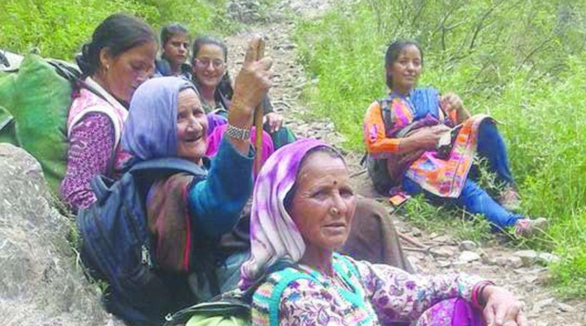 Bara Banghal, Landslides, food supplies, Himachal Pradesh