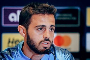 Bernardo Silva confirms Manchester City targeting UEFA Champions League glory