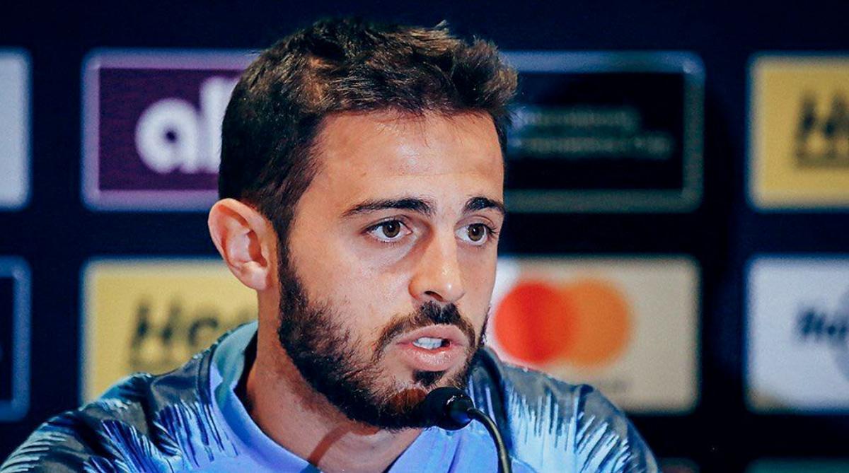 Bernardo Silva, Manchester City, Premier League, UEFA Champions League