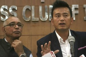 World Cup over, Bhaichung Bhutia is back in Sikkim, says happy with Hamro Sikkim Party progress