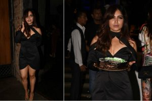 Star-studded pre-birthday bash of Bhumi Pednekar: A sneak peek