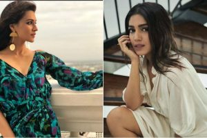 Bhumi Pednekar to replace Kriti Sanon in Womaniya?