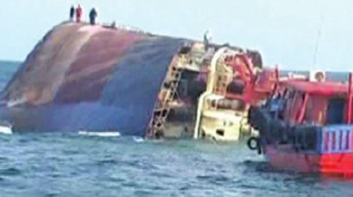 Shipping Ministry, MV Black Rose ship, Paradip Port, Mr Rinkesh Ray