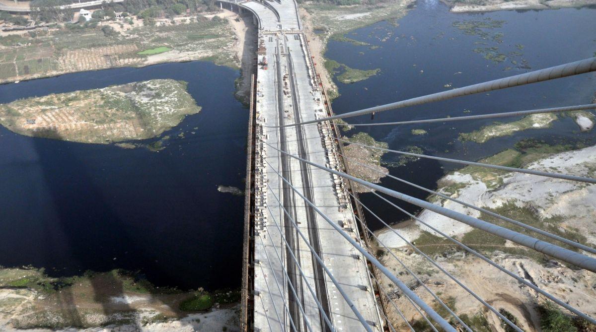Delhi Signature Bridge