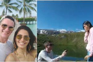 Watch | 'Luckiest girl' Bruna Abdullah gets engaged at Matterhorn mountain