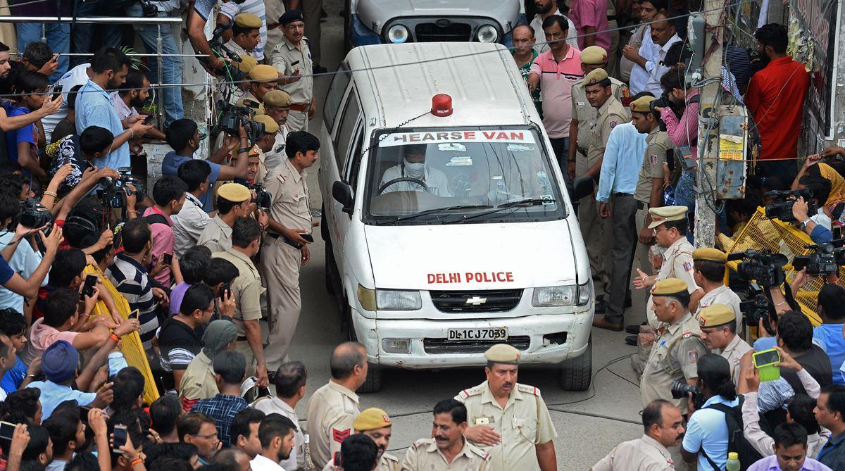 Burari deaths, CFSL report, suicide, Bhatia family, Delhi Police