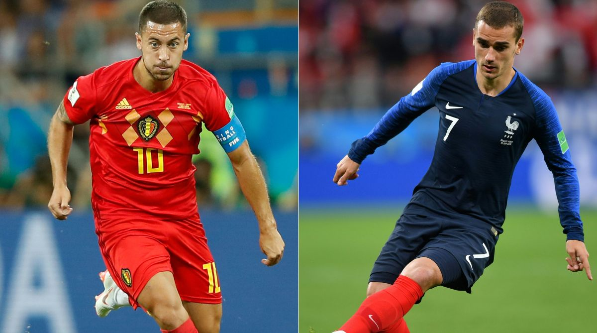 2018 FIFA World Cup, FIFA World Cup 2018, Hazard, dream XI