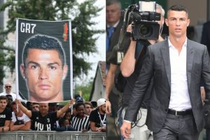 Real Madrid selling Ronaldo a historic error, says former club president Ramon Calderon