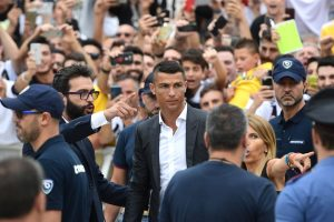 Watch | All set for Juventus, Cristiano Ronaldo chants 'Juve, Juve'