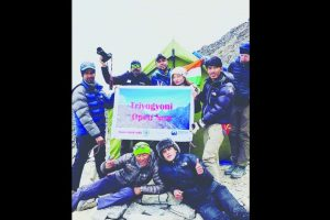 Himachal chef's Himalayan dream comes true
