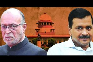 AAP vs LG: Delhi government paralysed as it can't transfer officers, SC told