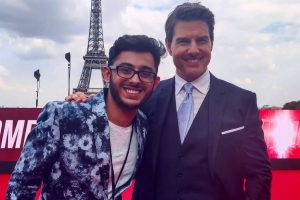 Indian YouTuber Carryminati to collaborate with Tom Cruise for Mission Impossible 6